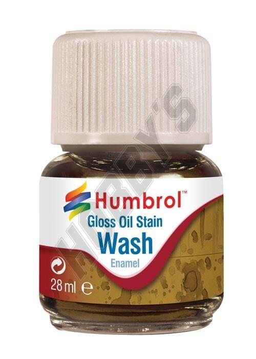 Humbrol Enamel Wash Oil Stain