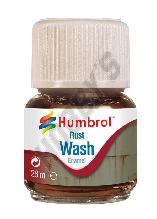 Humbrol Enamel Wash - Rust