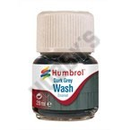 Humbrol Enamel Wash - D.Grey