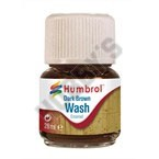 Humbrol Enamel Wash - D.Brown