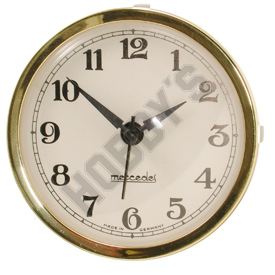 Quartz Clock Inserts - 63 mm