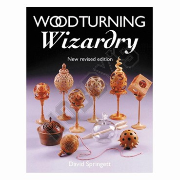 Wood Turning Wizardry