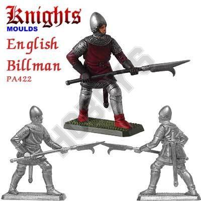 Medieval English Billman