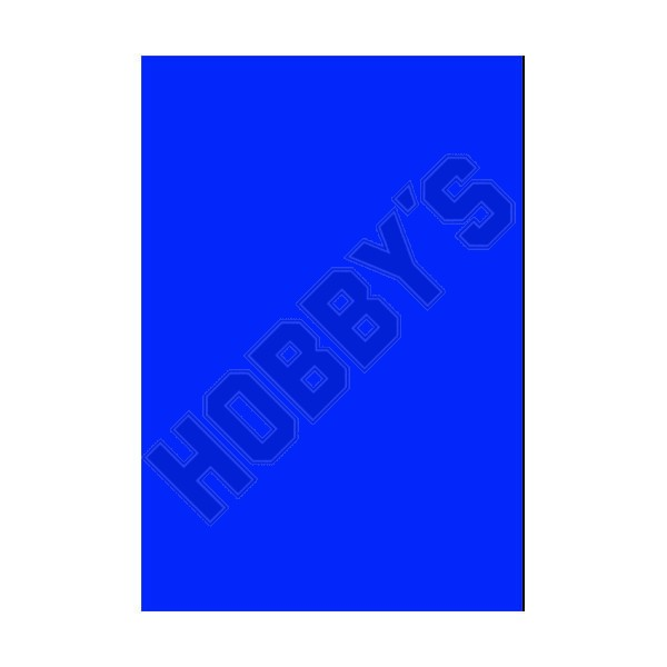 Coloured PVC - Blue