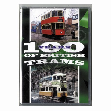British Trams DVD