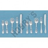 Cutlery - Silver Finish