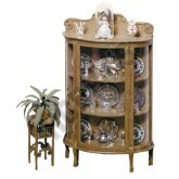 China Cabinet Kit - Brown