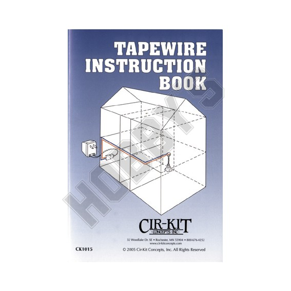 Tapewire Instruction Book