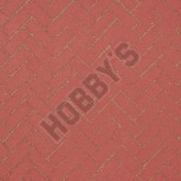 Herringbone Cladding - Red