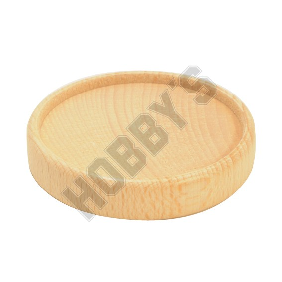 Wooden Coaster For Glasses