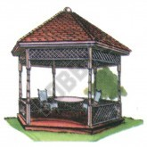 12ft Gazebo Plan