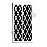 Lattice Window - 80mm x 80mm