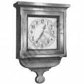 Dover Wall Clock Plan