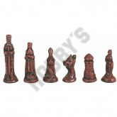 Chess Moulds The Camelot Set