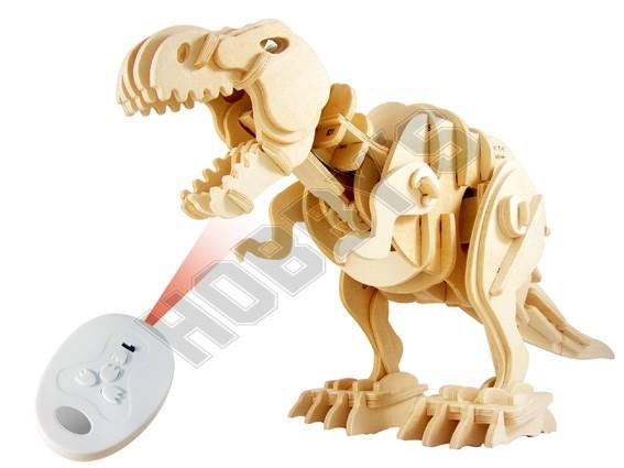 Wooden T-Rex