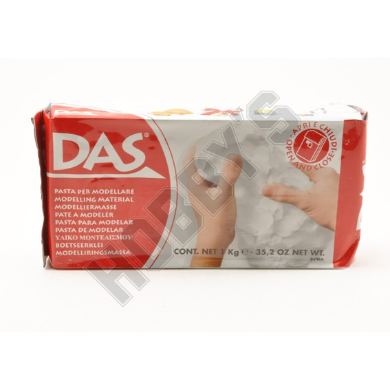 Das Modelling Clay - White
