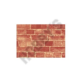 Weathered Brick Wallpaper