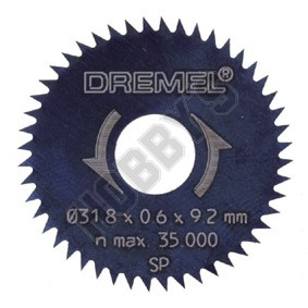 Dremel Rip/Cross-Cut Blade