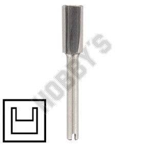 Dremel Router Bit 6.4mm