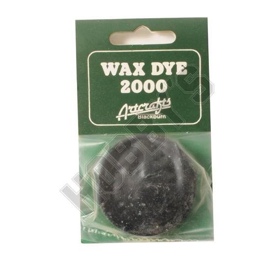 Wax Dye - Green