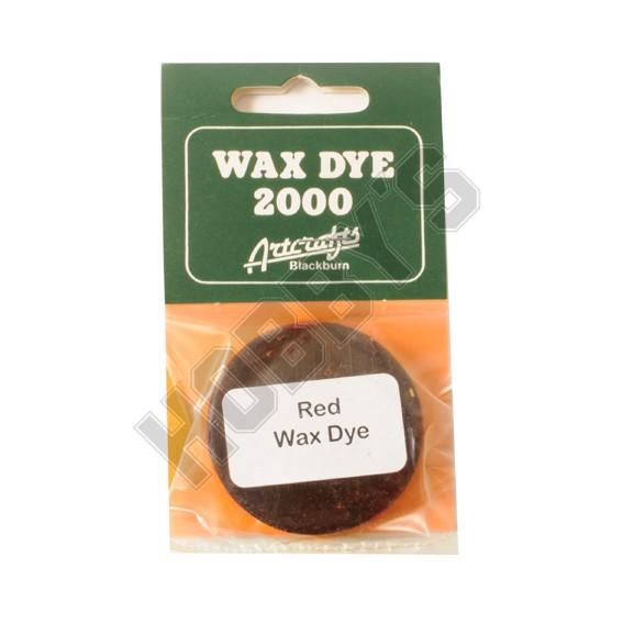 Wax Dye - Red