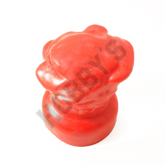Peace Rose Candle Mould