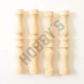 Pillars for Carriage Clock