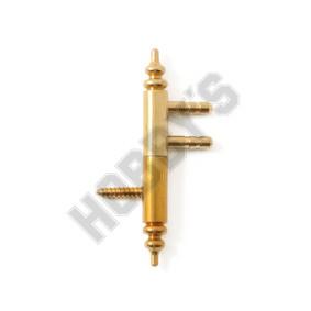 """Brass Pin Hinge - 2"""""""