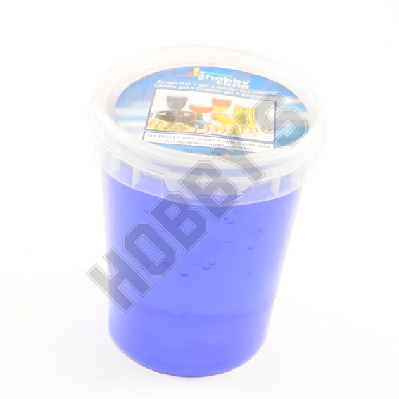 Candle Gel - Blue