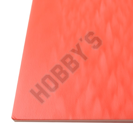 Coloured Foam Board Red 5Mm
