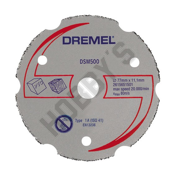 Dremel Carbide Cutting Disc