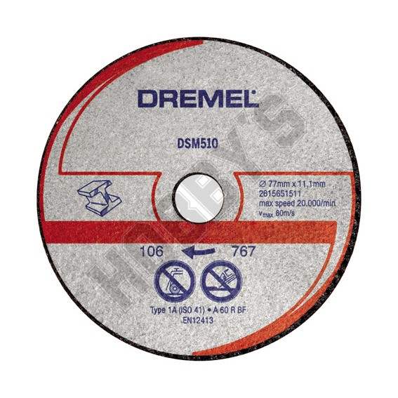Dremel Abrasive Cutting Disc