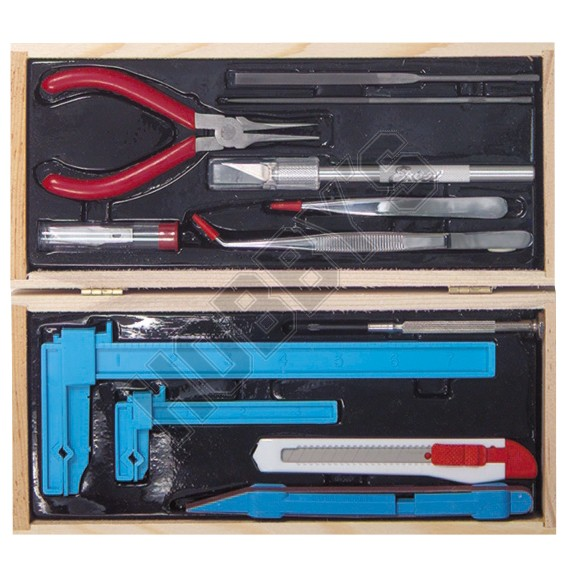 Deluxe Airplane Tool Set