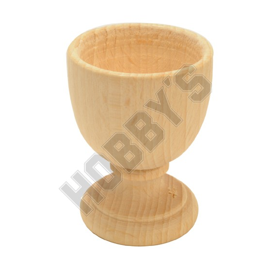 Wooden Deluxe Egg Cup