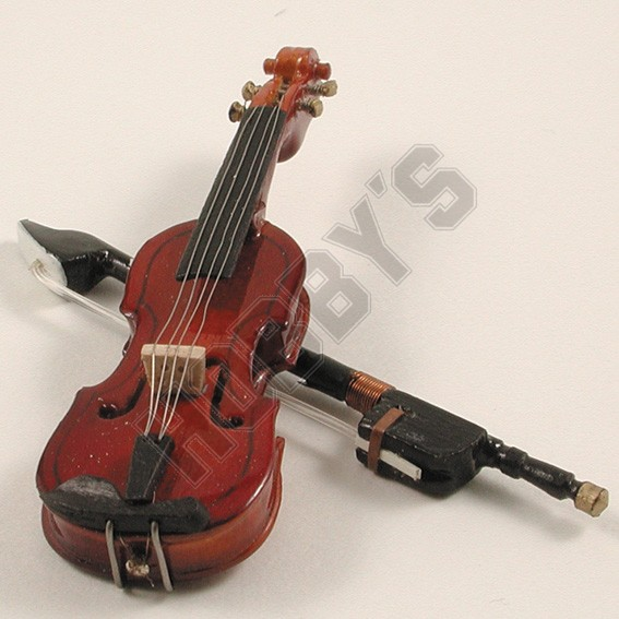 Violin - 1/12th Scale