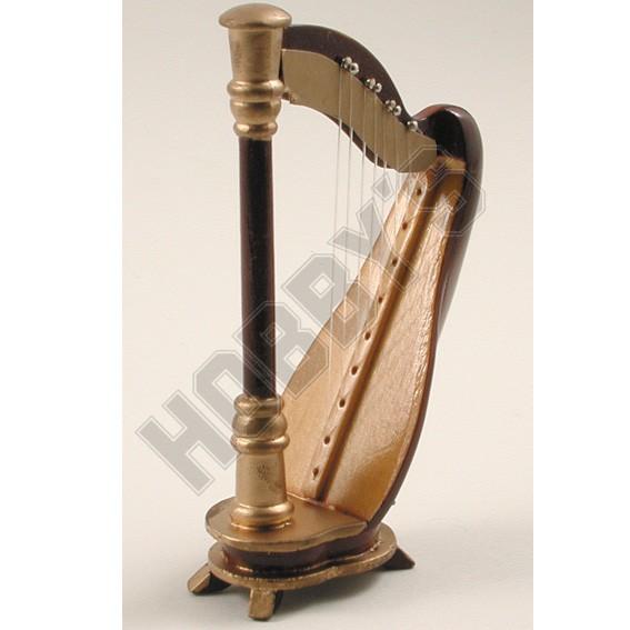 Harp - 1/12th Scale