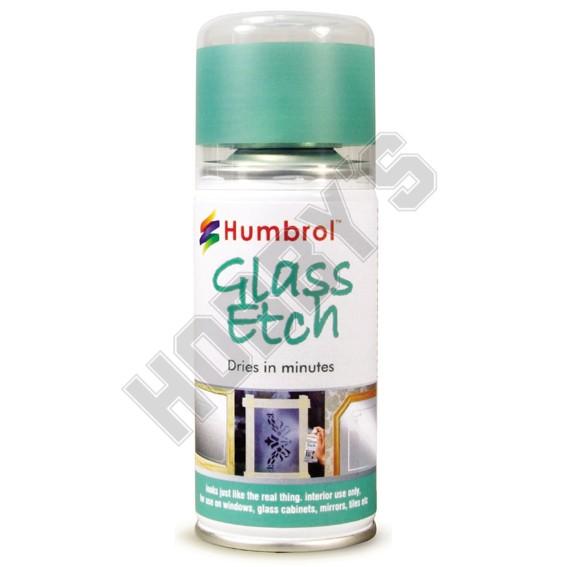 Glass Etch - Green