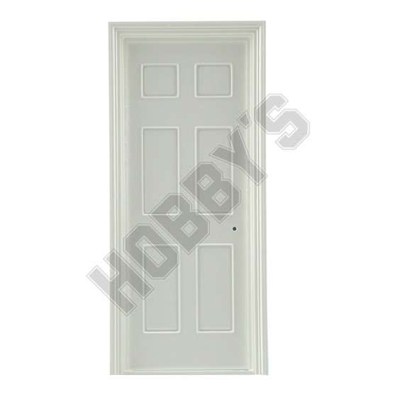 Georgian Interior Door & Frame