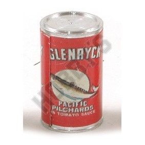 Tinned Goods - Glenrick Pilchards