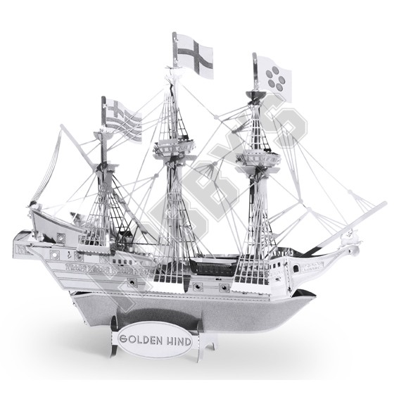 Golden Hind Model