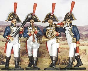 France: Tete De Colonne III Band.