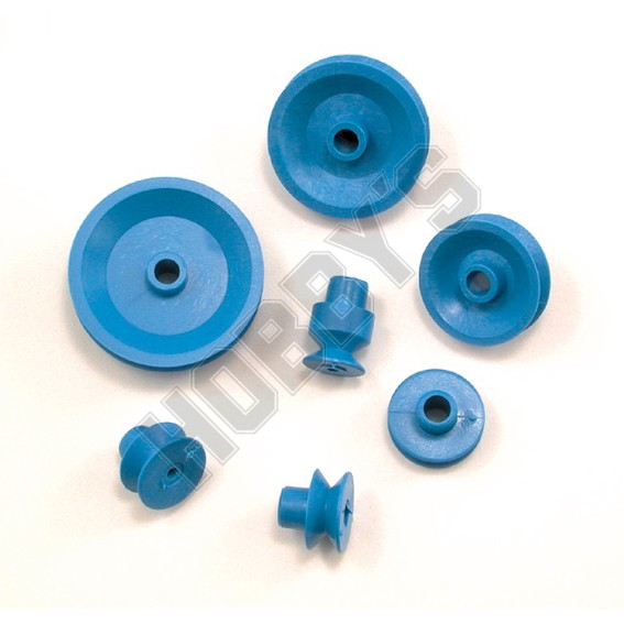 Pulleytech - 7 Pulleys