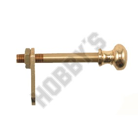 "Brass Latch - 1/2"" Dia"