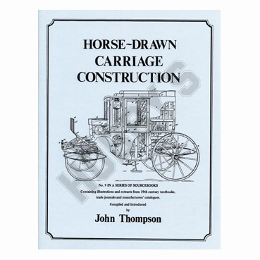 Horse Drawn Carriage Construction