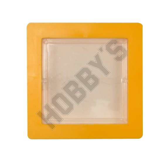Modern Opening Window - Yellow