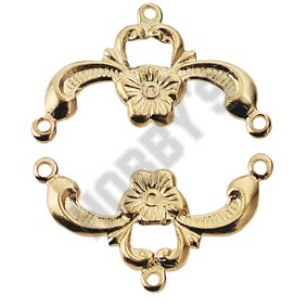 Gold-Plated Bell Pull