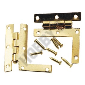 "Gold-Plated ""HL"" Hinge"