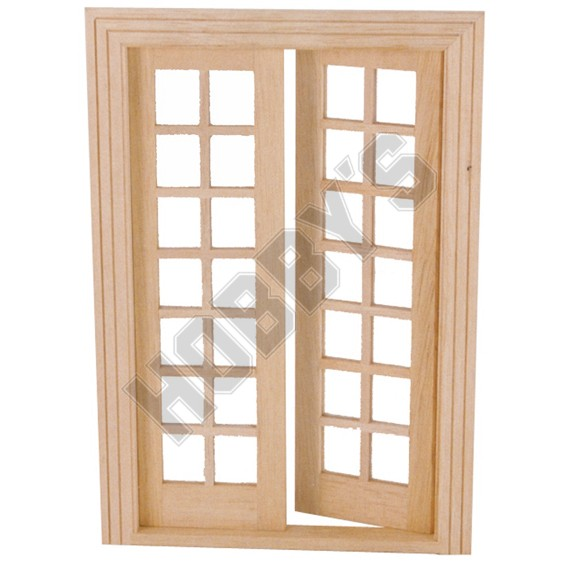 Working French Doors