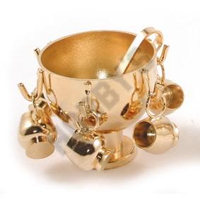 Brass Punch Bowl