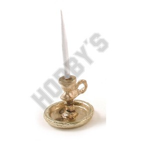 Brass Candle Stick (Single)